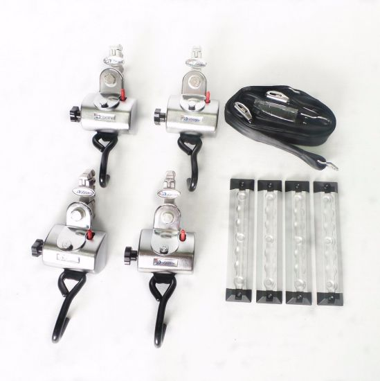 Wheelchair Restraint System for Fixing Wheelchair During Bus Runing (X-801-1) pictures & photos