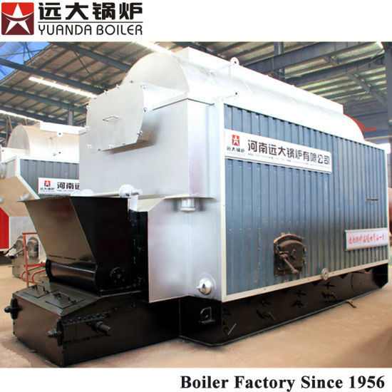 Packaged Coal Fired Hot Water Boiler Domestic for Central Heating pictures & photos