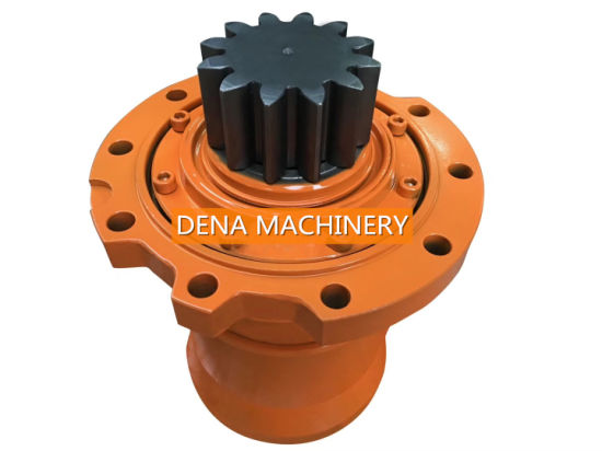 High Performance Ec240 Spur Gear Reduction Gearbox of Crawler Excavator Spare Parts