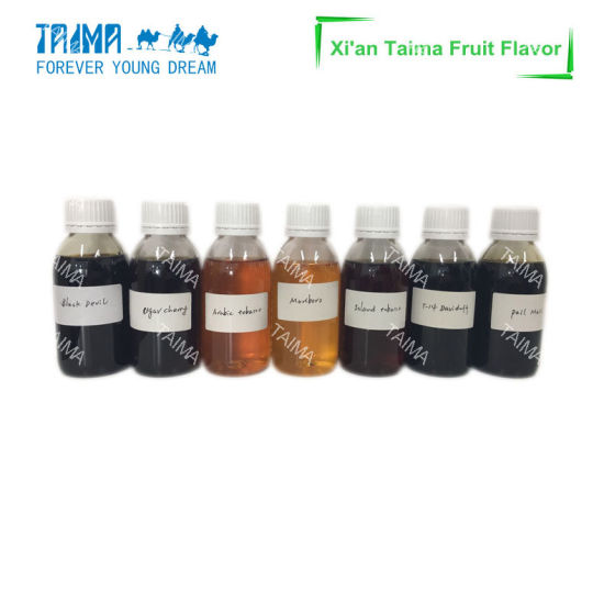 Vape E-Liquid Concentrated Tobacco Flavors pictures & photos