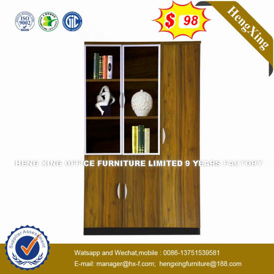 High Quality Stylish Metal White Plated Storage Cabinet (HX-8N1525) pictures & photos
