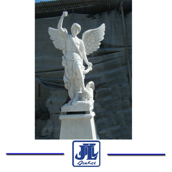 European Style Marble Stone Hand-Made Figure Sculpture / Figure Statue for Outdoor/Indoor/Garden Decoration.