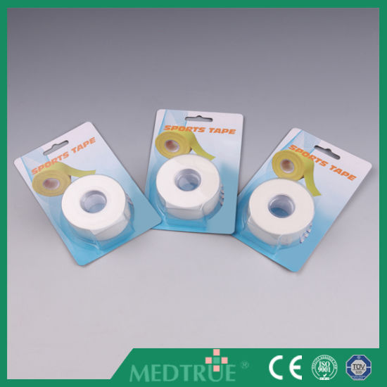 Ce/ISO Approved Medical Sports Tape (MT59390001) pictures & photos