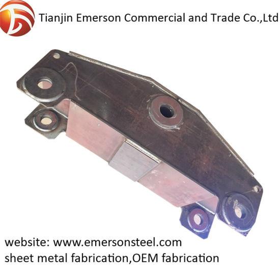 China OEM Custom Steel Metal Parts Steel Tube Sheet Metal Fabrication