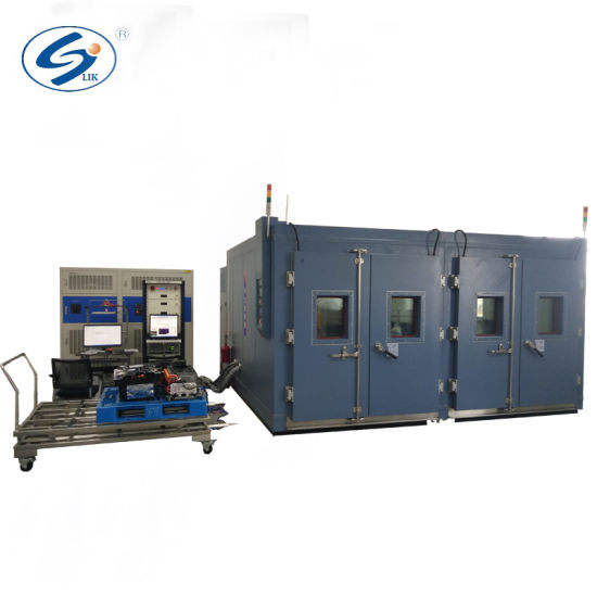ISO Lab Walk-in Temperature and Humidity Environmental Test Chamber