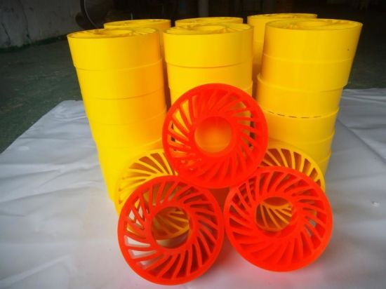 PU No Crush Wheels for Paper Machine, PU Paper Pressing Wheel for Paper Production Line