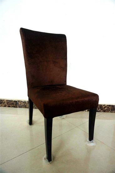 Home Furniture General Use and Brown Fabric Dining Chair Specific Use Dining Chair