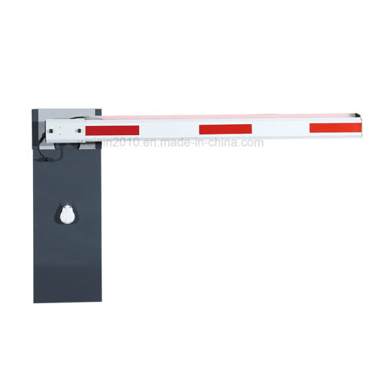 Wejoin High Quality Straight Boom LED Light Automatic Parking Barrier
