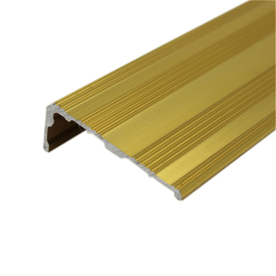 Accessories Decoration PVC Stair Nosing Profile, Trim, Carpet For Ceramic  Tile Angle And Vinyl Floor Bathroom Wall