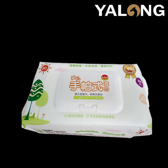 80PCS OEM 100% Natural Organic Wholesale Baby Wipe pictures & photos
