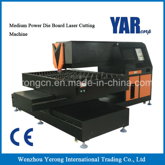 Wood Engraving Machine for Die Cutting and Creasing Machine pictures & photos