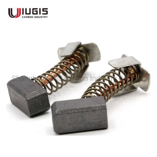 Carbon Brushes For Bosch  2609199169 GDR18V-Li GDX18V-LI GDR14,4V-LI GDS14,4V-LI