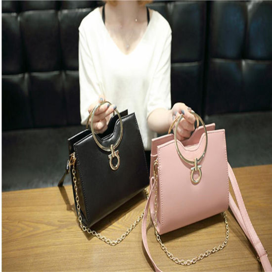 China 2018 Newest Fashion Design Mini Size Real Leather Handbags for ... 48f317573856d