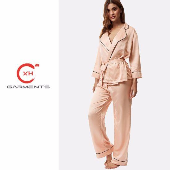China Xh Garment Sweet Nightwear Nighty - China Nightwear Nighty ... eca2d5aa8