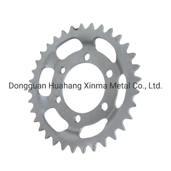 OEM High Quality Precision Aluminum Motorcycle CNC Machining Metal Parts