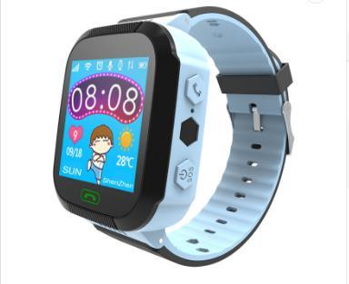 Promotional Product Sos Call GPS Tracker Smartphone Children Smart Watch pictures & photos