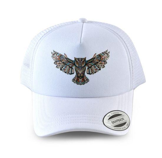 China Promotional White Custom Foam Mesh Trucker Caps Hats - China ... b0900710617