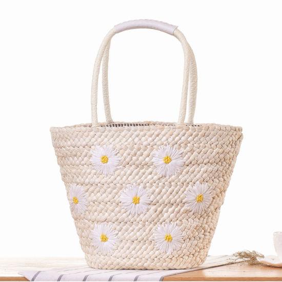 06797561b381 2018 Newest Fashion High Quality Holiday Women Handbag Straw Beach Bag. Get  Latest Price
