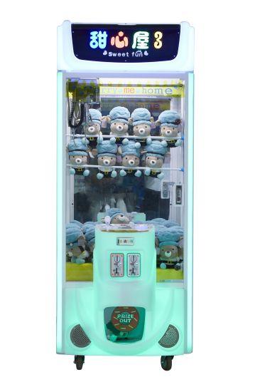 Sweet Fun/Gift/Prize/Game /Claw Machine/Game Player/Arcade Game Machines/Video Game/Amusement Machine/Arcade Machine/Game Machine