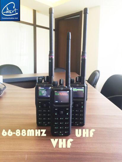 China Low VHF Handheld Radio in Low VHF Band 66-88MHz