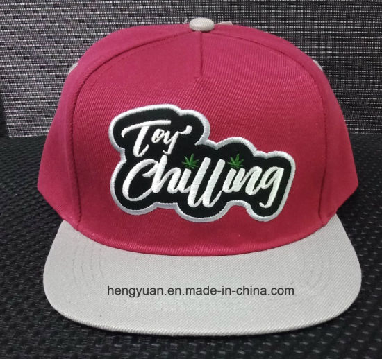 High Quality Baseball Cap Flat Cap Embroidery (HY18042510) pictures & photos