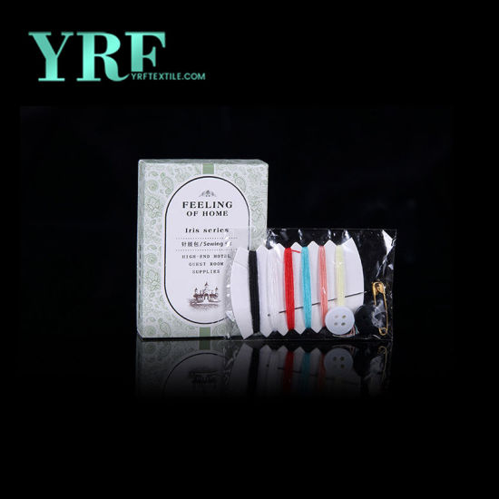 Yrf Hotel Room Travel Sewing Kit Wholesale Hotel Disposable Mini Sewing Kit Soap