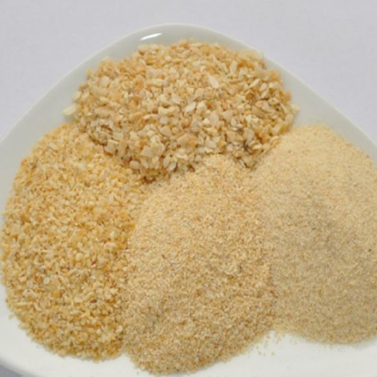 A Grade Dehydrated Garlic Granule China Garlic Clean Garlic
