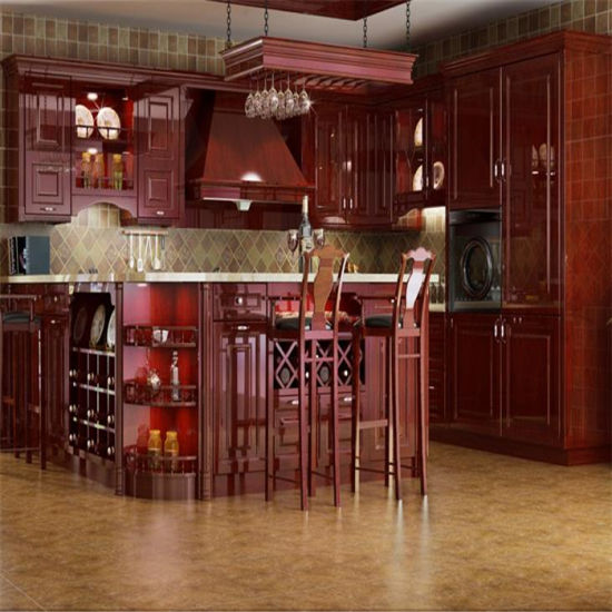 China Classic Luxuriours Wood Gothic, Gothic Cabinet Furniture