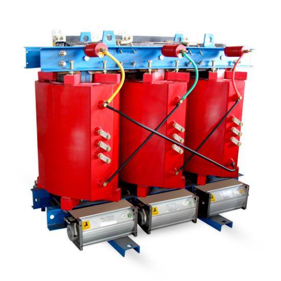 Scbh Series 10kv Amorphous Alloy Dry Power Electrical Transformer