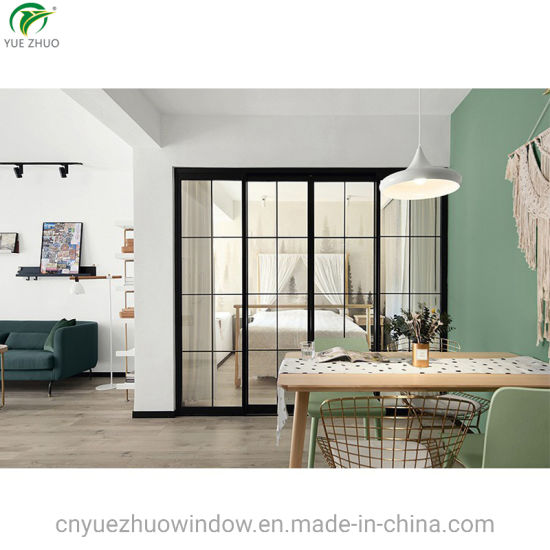 China Home Decor Living Room Kitchen Partition Design China Door Aluminum Partition