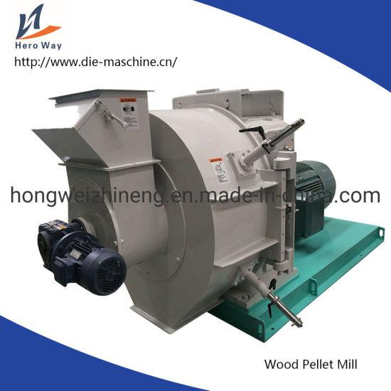 Feed Machine Generator Machine Grinding Machine Wood Pellet Mill