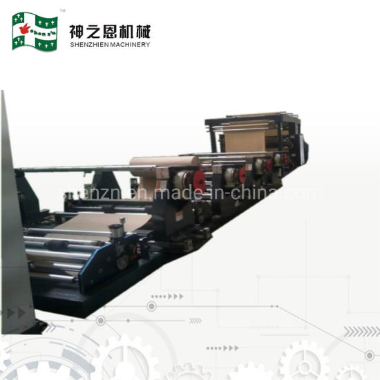 New Technology Cement Paper Bag Making Machine