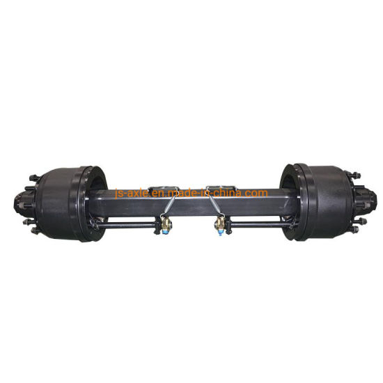 Manufacturer 8t-25t American Inboard Built-in Brake Drum Axle for Trailer Truck