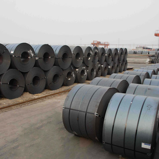 Q235 Low Price Anfeng Prime Hot Rolled Steel Coil