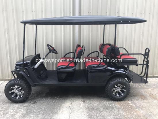 Wholesale Brand New Ezgo Express L6 Gas Golf Cart