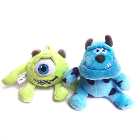 Cuddly Monster College Doctor Stuffed Cut Custom Type Plush Toy
