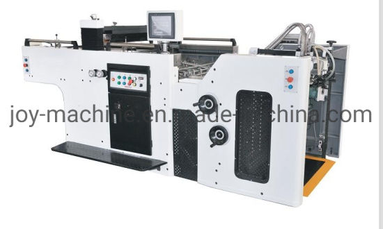 Full Automatic Cylinder Screen Printing Press Machine for UV Ink