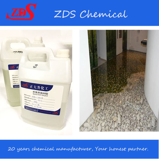 China Clear Epoxy Resin For Garage Home