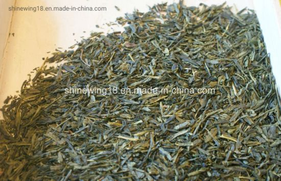 Traditional Steamed Sencha Green Tea pictures & photos
