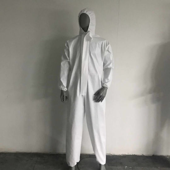 Disposable Protective Clothing Chemical Protective Clothing of Chinese Factory