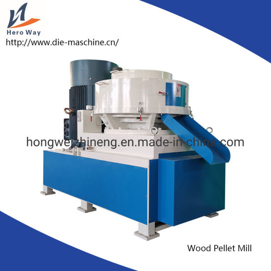 2-2.5 Ton / Hour Wood Pellet Mill for Sale