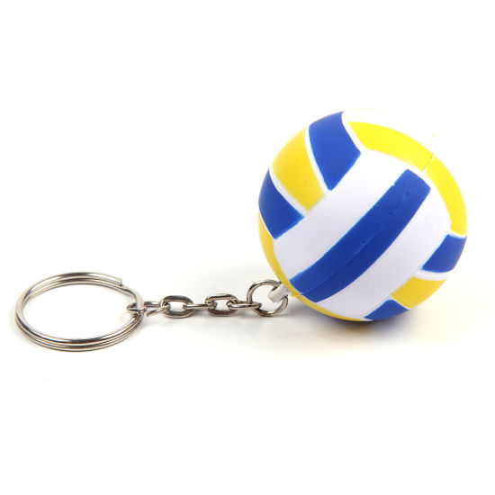 PU Material and Customized Size Size Keychain for Multiple Keys