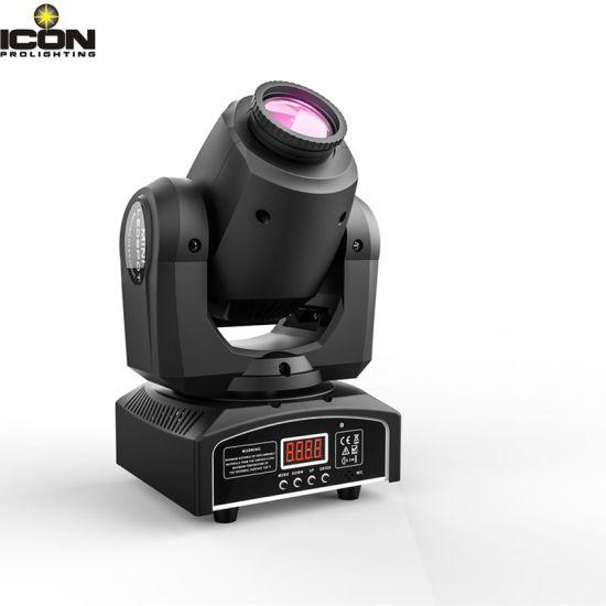 30W Gobo Spot Moving Head Light for Casino, Party, KTV