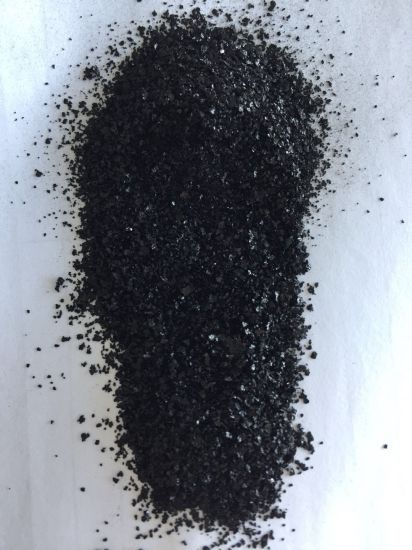 Granular State Water Soluble Granular Humic Acid Humic Acid Flake pictures & photos