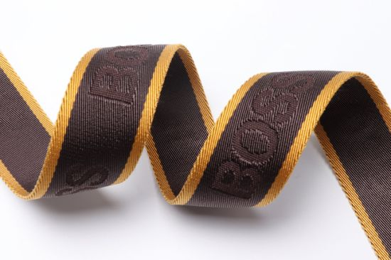 Jacquard Nylon Webbing for Bag&Belt and Garment Accessories (BSD2018-1107A)