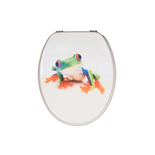 Good Quality MDF Seat Toilet Toilet Lid Seat Cover with Good After Service