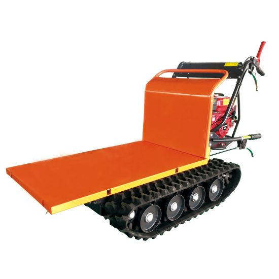 Machinery New Designed Electric Mini Tipper Site Dumper Trailer Mini Dumper