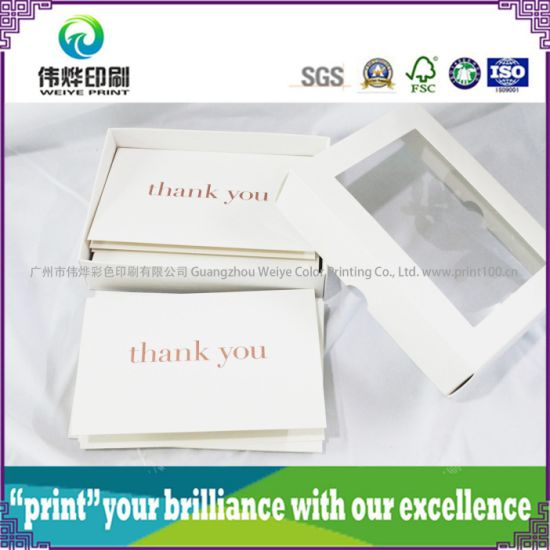 China high quality letter press printing thank you cards greetings high quality letter press printing thank you cards greetings cardsinvitation card stopboris Gallery