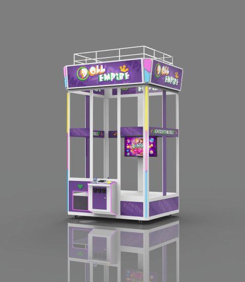 Doll Empire/Gift/Prize/Toy Vending/Big Plush Machine Amusement/Arcade/Crane Claw/Big Crane Machine Game Machine