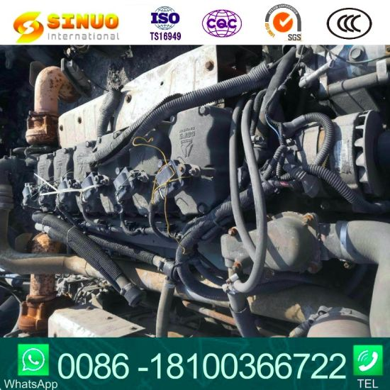 Sinotruck HOWO FAW Shacman Auman Foton Dongfeng Commins Weichai Used Engine Truck Spare Parts Second Hand Engines